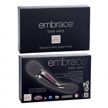 Массажер Embrace Body Wand Grey