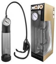 Помпа с манометром, силиконовым уплотнителем и механизмом для откачки вздуха